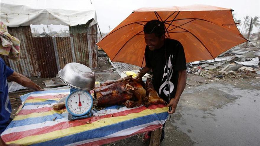 La ONU admite que Filipinas debió haber recibido ayuda por el tifón mucho antes