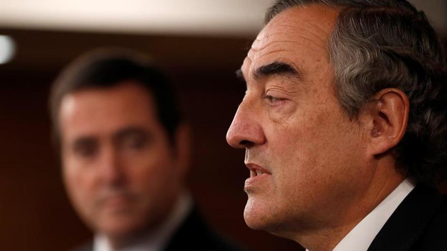 """Rosell urge a poner sobre la mesa el """"problema catalán"""" y a entenderlo"""