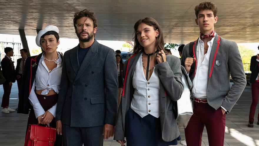 Imagen de la temporada 4 de 'Élite'