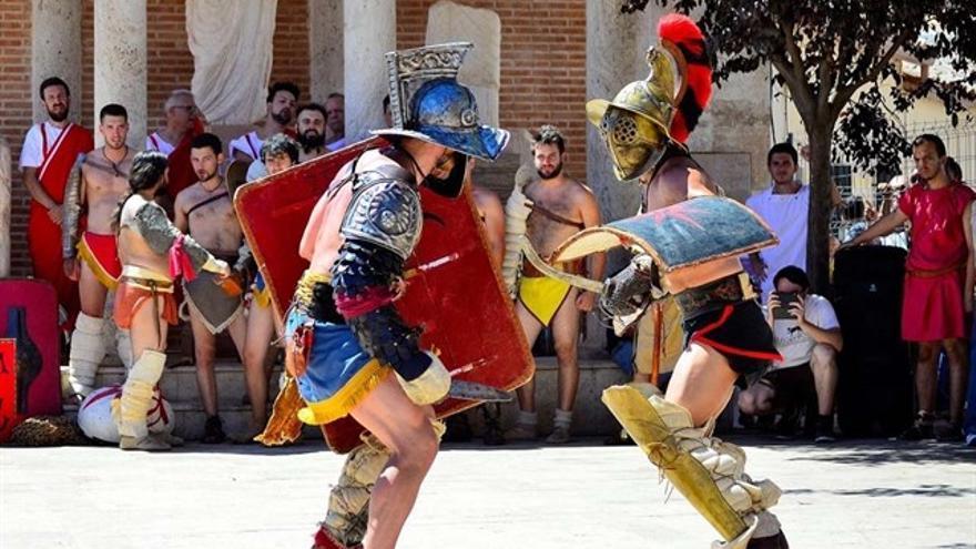 Jornadas Íbero-Romanas en Alhambra (Ciudad Real)