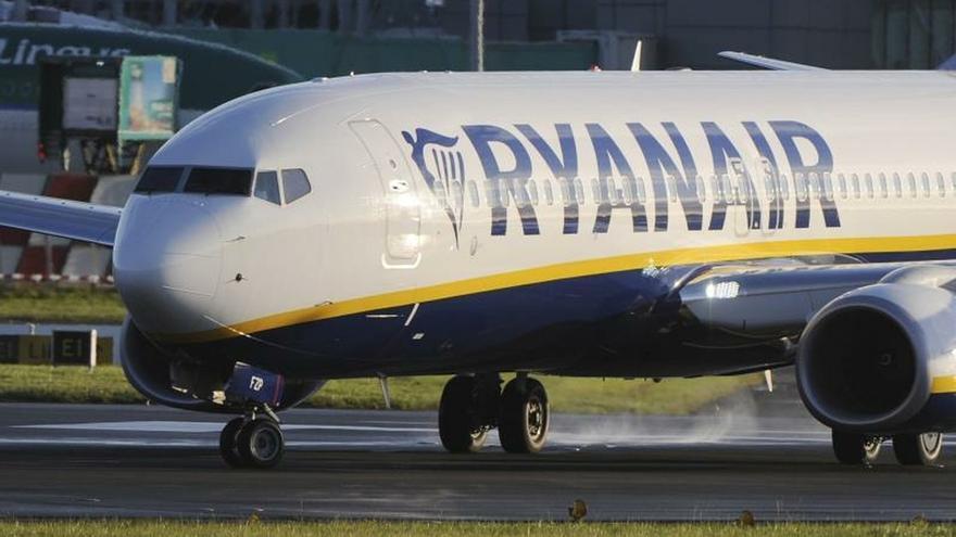 """Ryanair ya advirtió el pasado mes de que existía un """"riesgo real"""" de que no tendría todos los nuevos aparatos para 2020 y este miércoles confirmó que solo recibirá diez aviones MAX en lugar de los veinte que tenía previstos."""