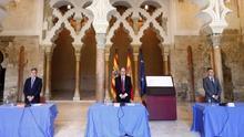 Firma de la Estrategia Aragonesa para la Recuperación Social y Económica