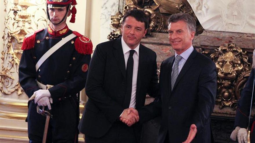 Argentina e Italia acuerdan crecer juntos tras abrir una nueva era en su relación