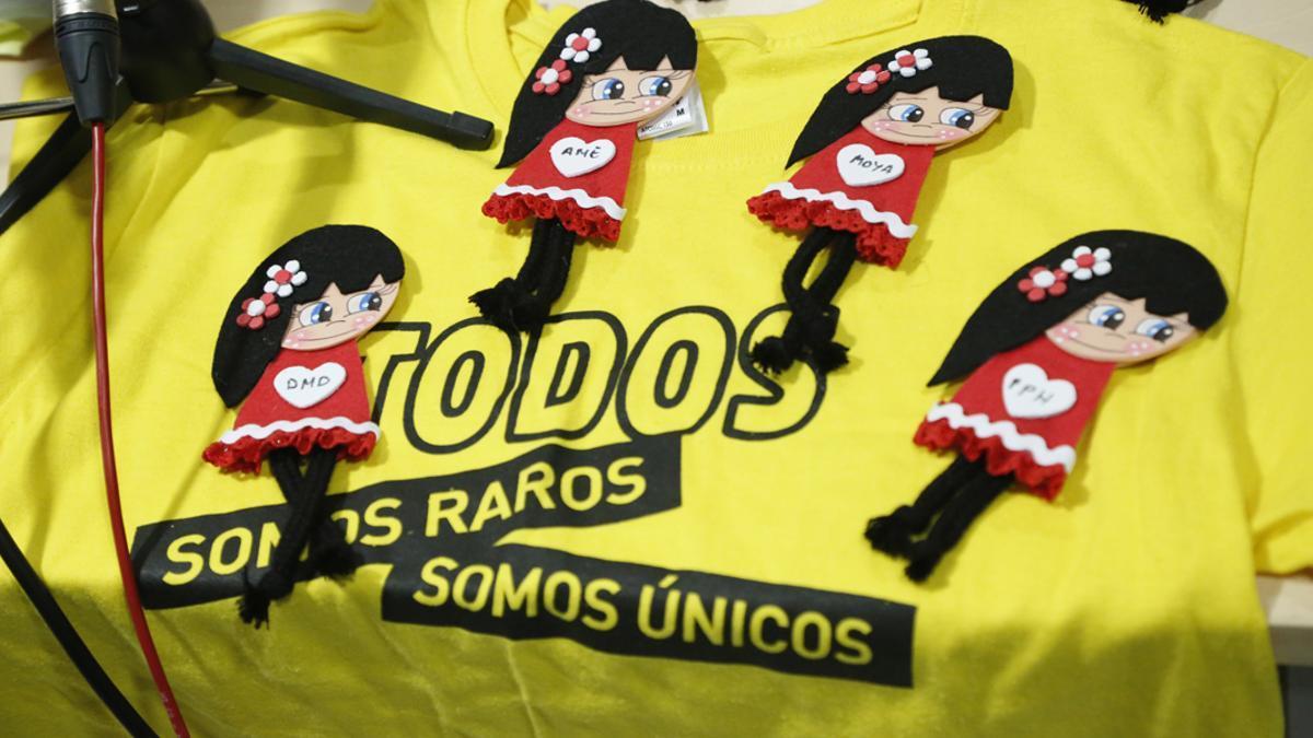 Camisetas de la ReMPS