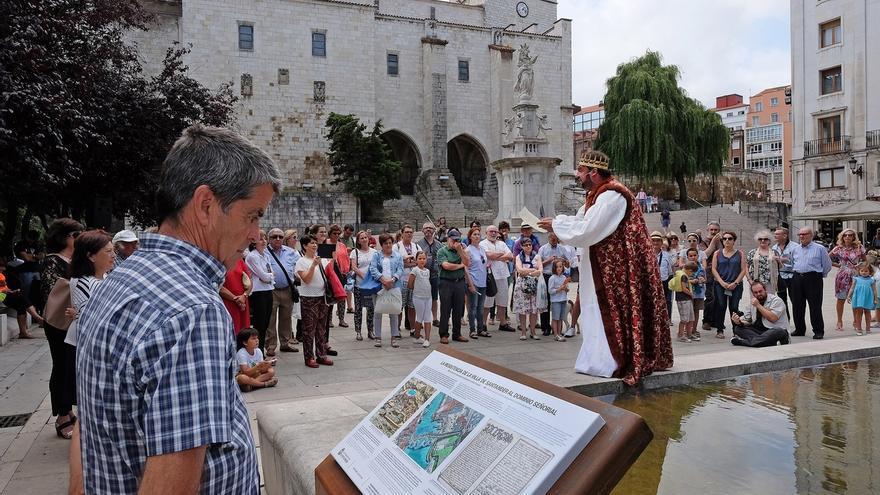 Santander conmemora el 550 aniversario de la resistencia de la villa al dominio señorial