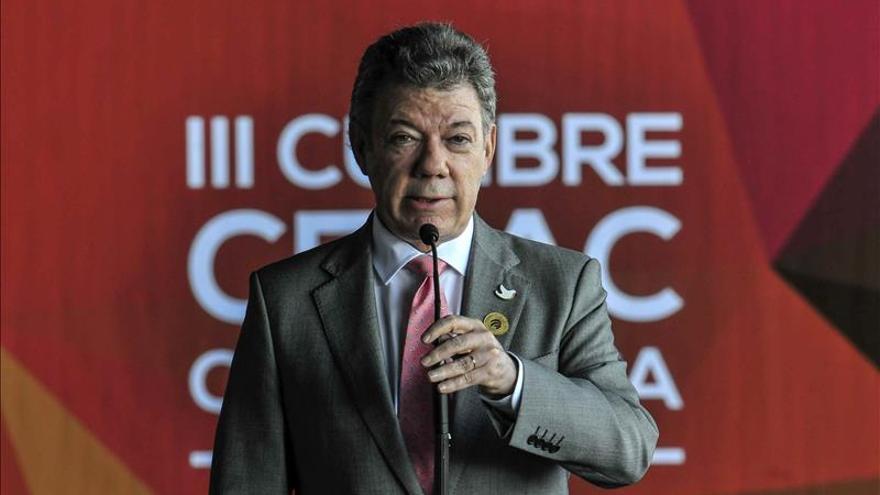 Santos inaugura la asamblea de OMT situando a Colombia como ejemplo turístico