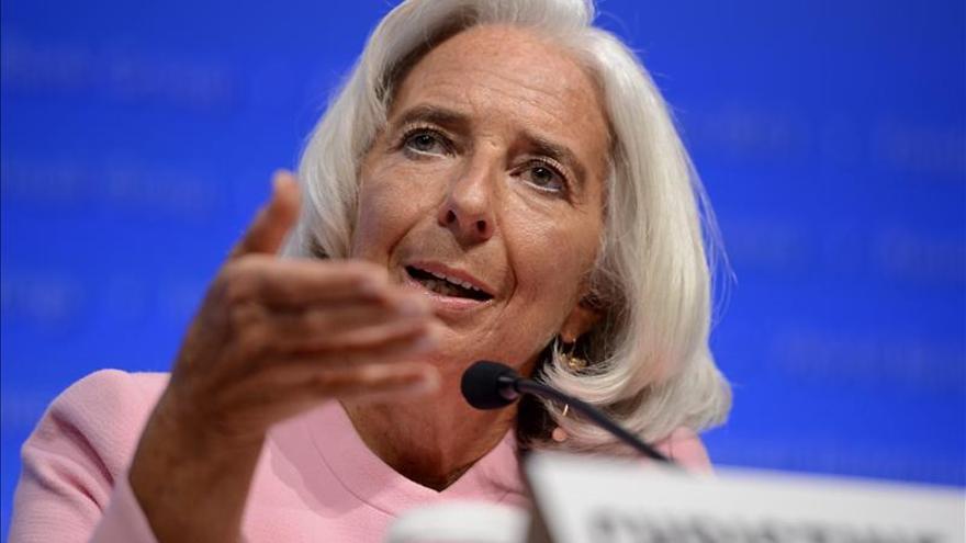 El FMI insta a emergentes a mejorar los fundamentos económicos ante la volatilidad