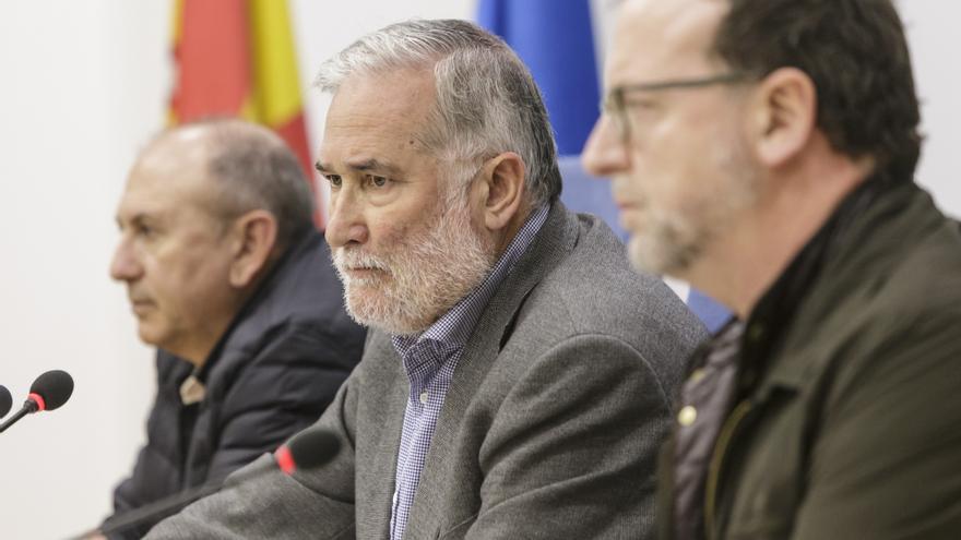 Ramón Ruiz, consejero de Educación de Cantabria. | RAÚL LUCIO