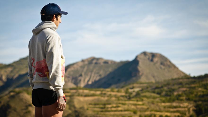 Josef Ajram se encuentra ante el duro reto de finalizar siete Ironman (www.redbull7islands.es).