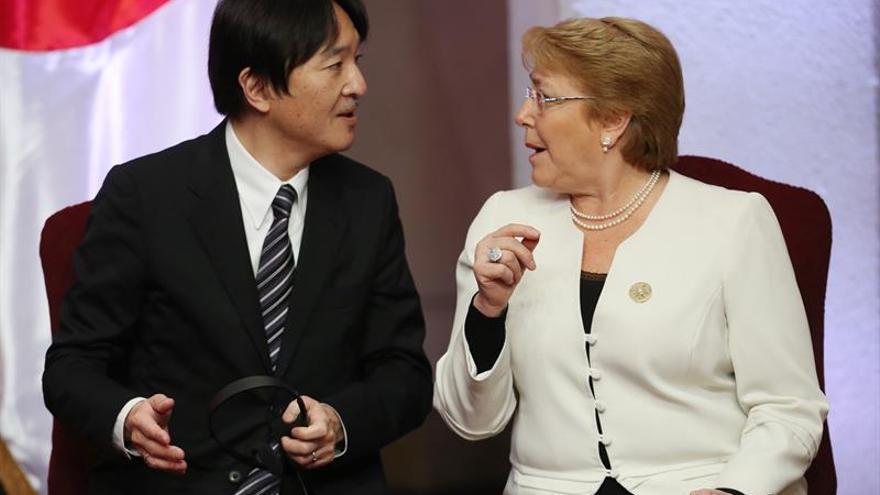 Chile y Japón celebran los 120 años del inicio de sus relaciones diplomáticas