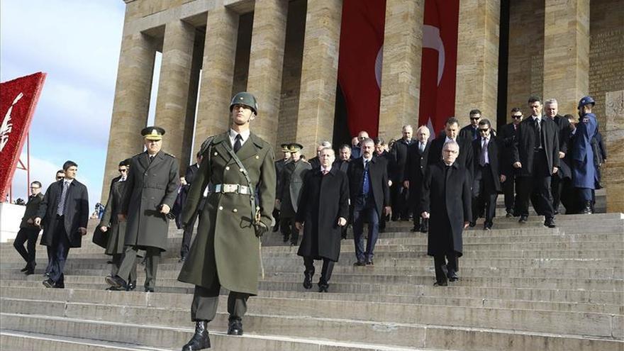 Erdogan ve más cerca una operación terrestre contra los yihadistas en Siria