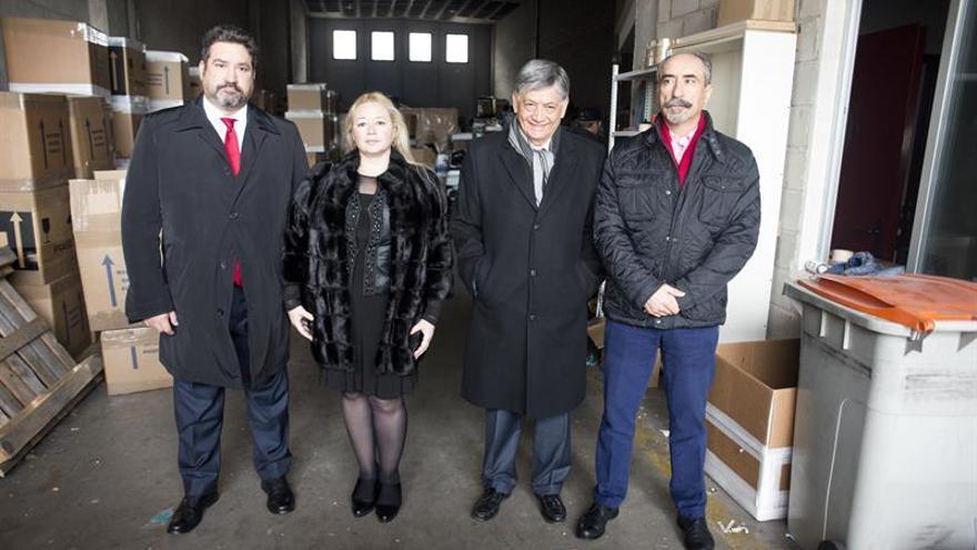Empieza en Madrid la entrega de bienes a los afectados por la estafa de una empresa de paquetería