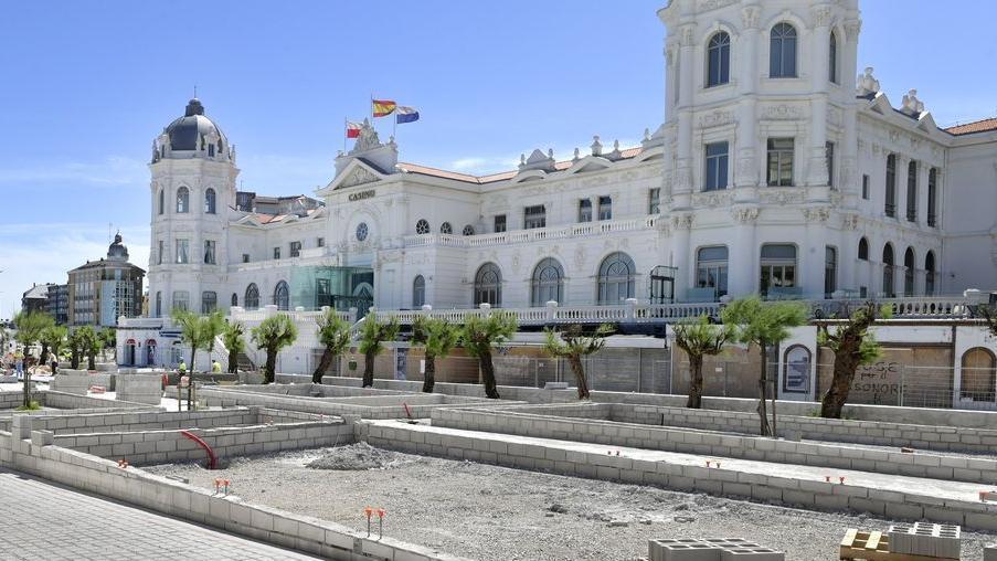 Casino de El Sardinero.