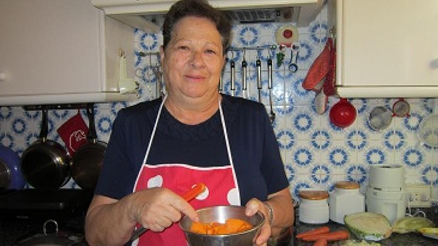 La receta del tradicional 'Potaje de berros'