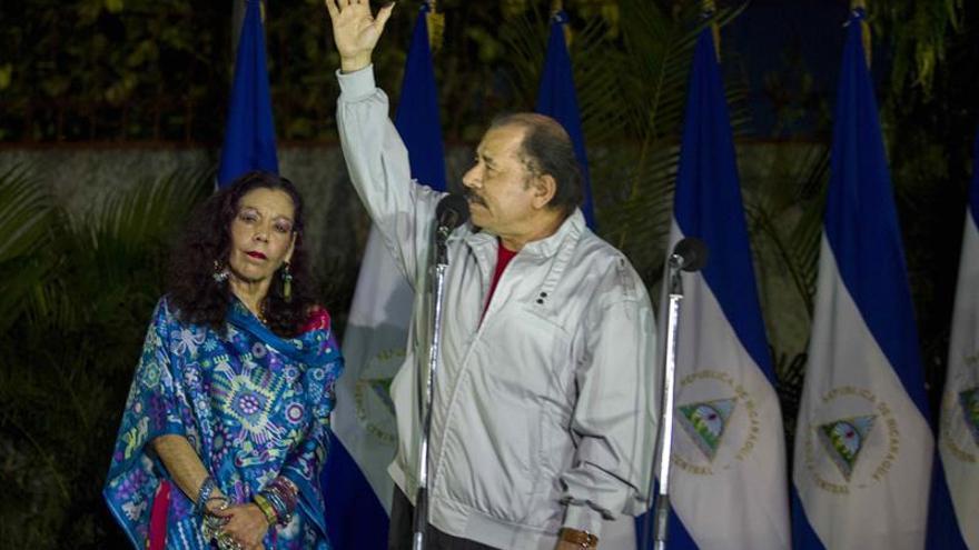 Ente electoral oficializa la reelección de Ortega como presidente de Nicaragua