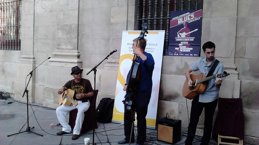 Cancelada la cuarta edición del Festival de Blues de Sevilla