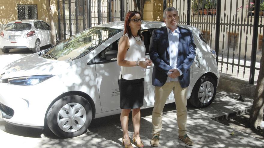 Maria Josep Amigó y Josep Bort han presentado la línea de ayudas
