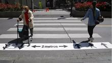 El Ayuntamiento de Granada presenta un plan de movilidad sostenible 'poscovid' mientras permite la tala masiva de árboles