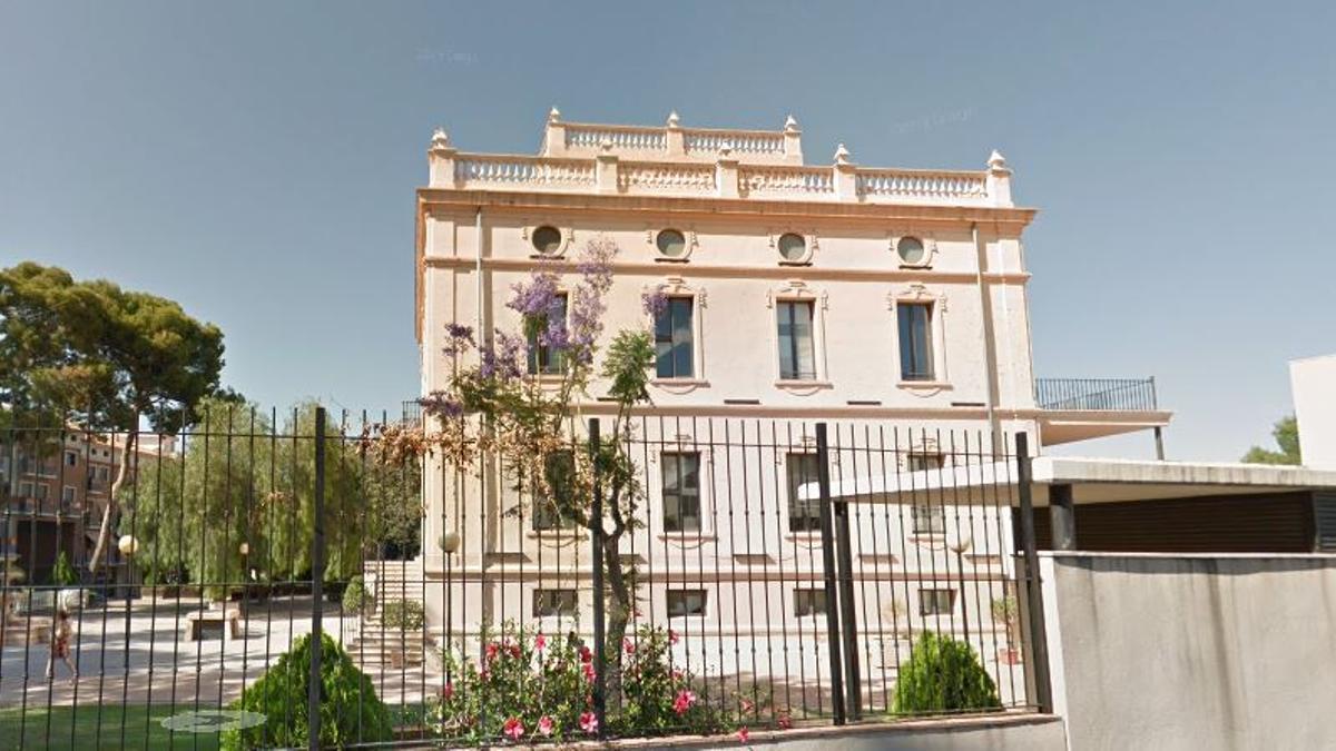 El edificio 'Casa Nebot' en Bétera, parte del 'Pla Convint' para rescatar infraestructuras.