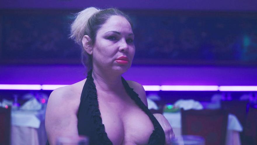 Isabel Torres, en una escena de 'Veneno'