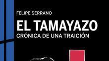 Portada del libro 'El Tamayazo' (Catarata), de Felipe Serrano.