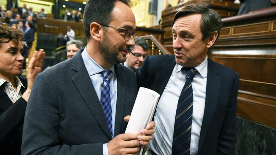 El Congreso crea el jueves la comisión sobre la financiación irregular del PP