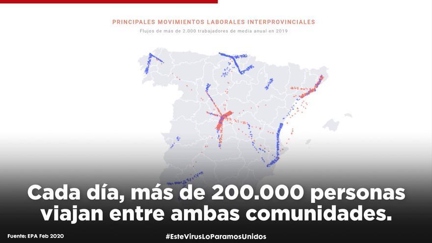 Imagen facilitada por el PSOE Castilla-La Mancha