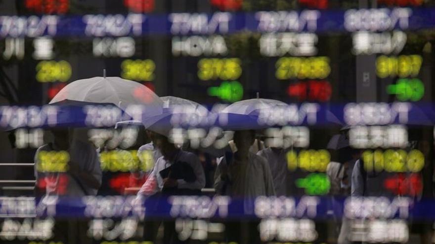 Tokio sube un 1,09 por ciento en la apertura y se sitúa en 17.109,86 puntos