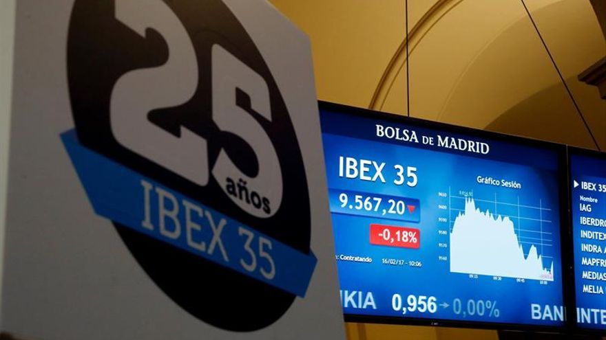 La Bolsa española sube un 0,08 por ciento en la apertura