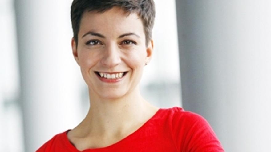 Ska Keller, vicepresidenta del Europarlamento y portavoz del grupo Los verdes-ALE