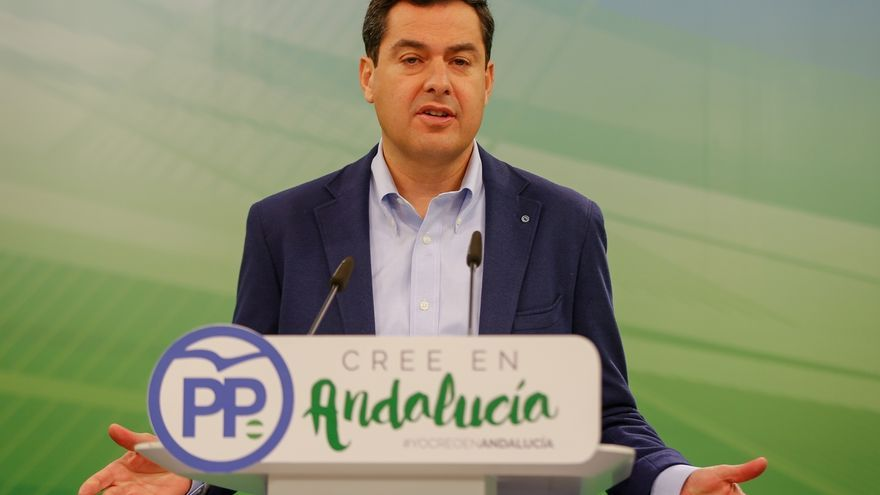 Moreno asegura que si Susana Díaz es elegida secretaria general del PSOE no pedirá adelanto electoral en Andalucía
