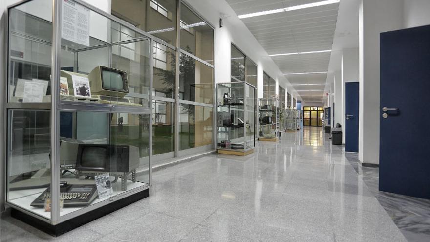 En el Museo de la Informática de la UPV organizan talleres de retroinformática