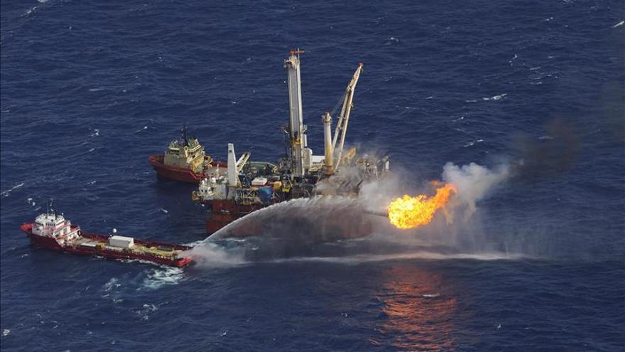 Halliburton acuerda el pago de 1.100 millones de dólares por el vertido en el Golfo de México