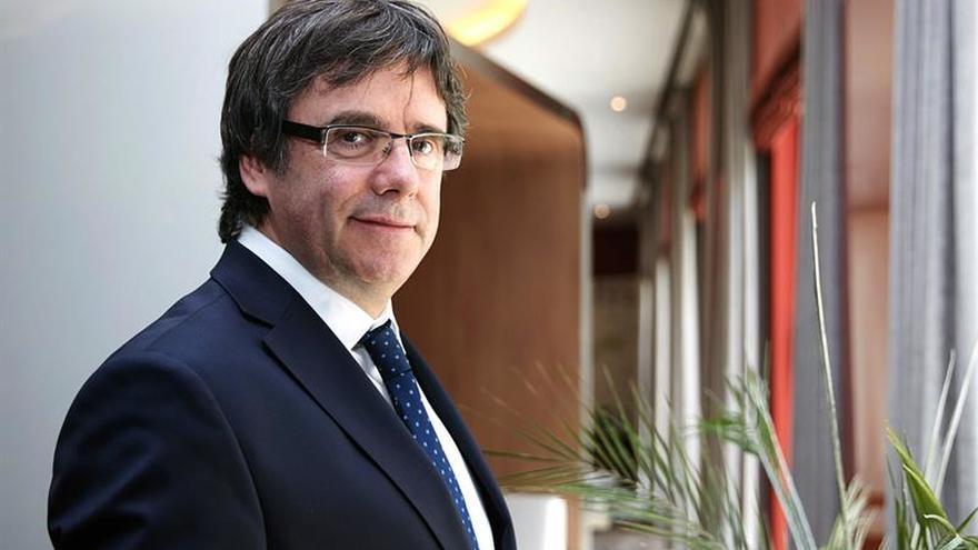La Fiscalía alemana cuenta con autorizar en breve la extradición de Puigdemont