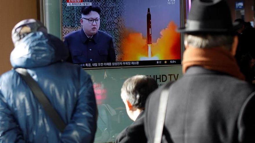 La UE considera una grave amenaza a la seguridad el lanzamiento de misiles norcoreanos
