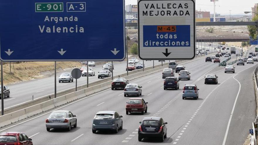 Dieciséis muertos en las carreteras el fin de semana, seis motoristas