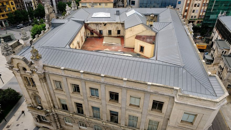 Concluye la rehabilitación del Ayuntamiento