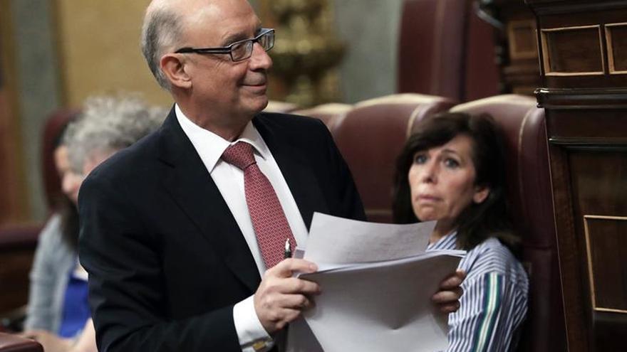 Los Presupuestos pasan su primer examen con el apoyo del PNV y siguen adelante
