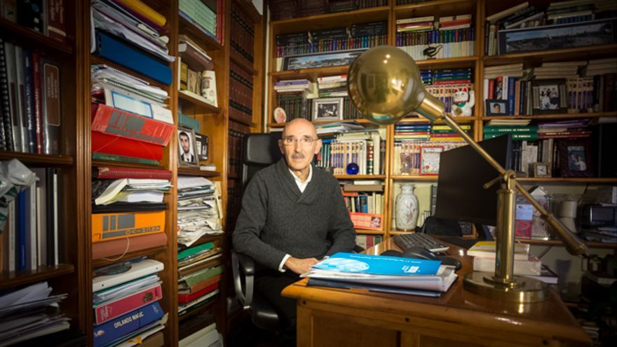 José María Galdo es miembro de Hombres por la Igualdad en Aragón