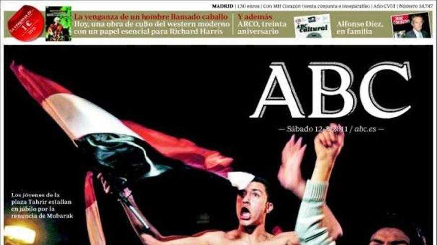 De las portadas del día (12/02/11) #6