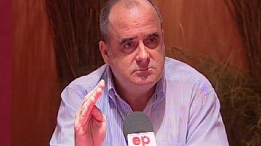 Joseba Egibar sobre ETA e izquierda abertzale y ley de partidos T (OFRECER SABAD