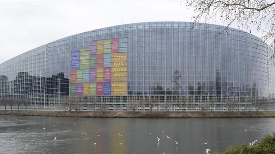 Vista general del Parlamento Europeo/ Efe