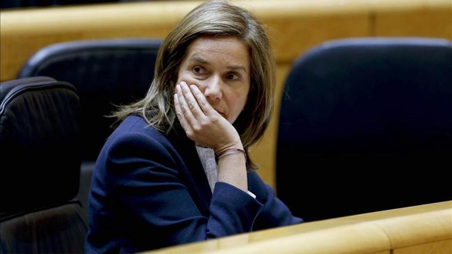 El BNG pide la comparecencia de Ana Mato para que explique los recortes en dependencia