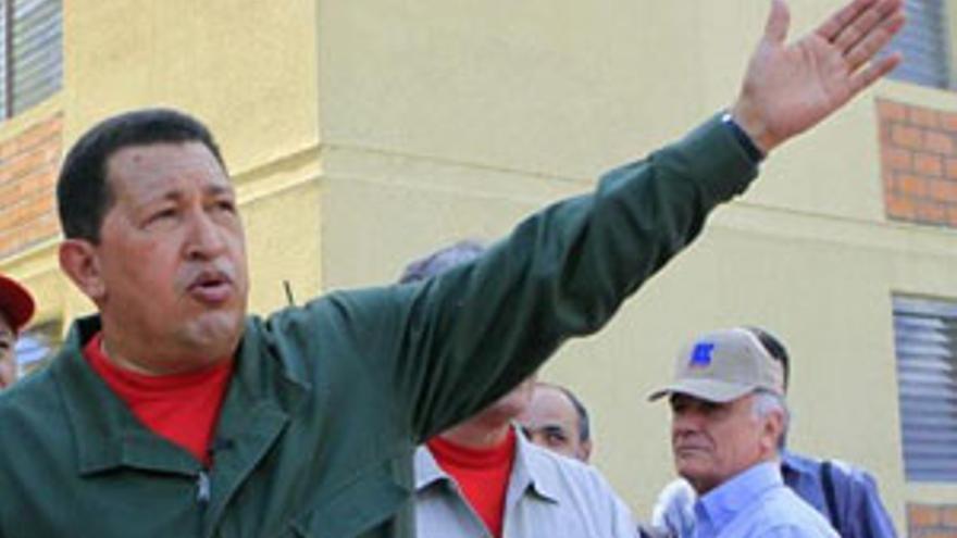 Hugo Chávez. (REUTERS)