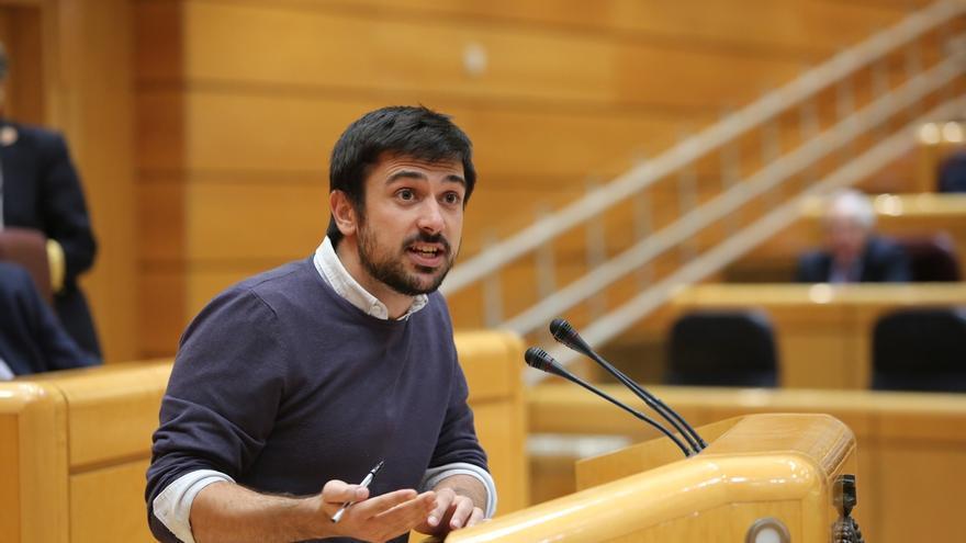 """Espinar dice que su relación con el portavoz de Podemos en la Asamblea de Madrid es """"cordial y de respeto mutuo"""""""