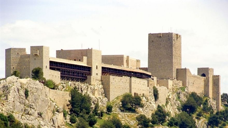 Imagen de archivo de un parador de la cadena Paradores de Turismo.
