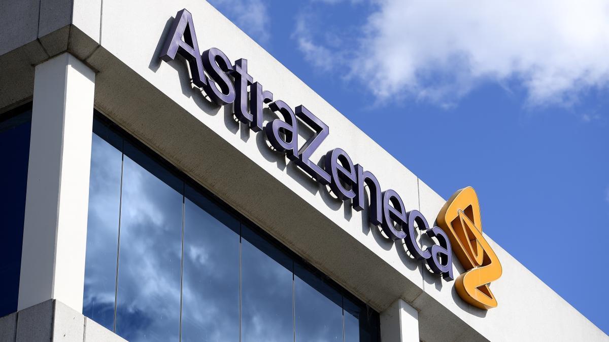 Sede central de la farmacéutica AstraZeneca en Sidney, Australia. EFE/EPA/DAN HIMBRECHTS/Archivo