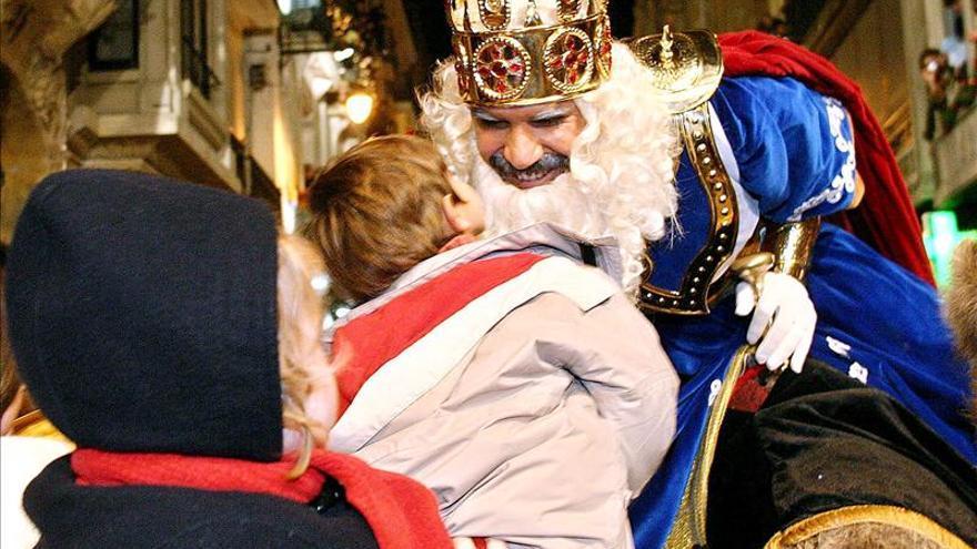Alcoy pide a los Reyes Magos que su cabalgata sea Patrimonio de la Humanidad