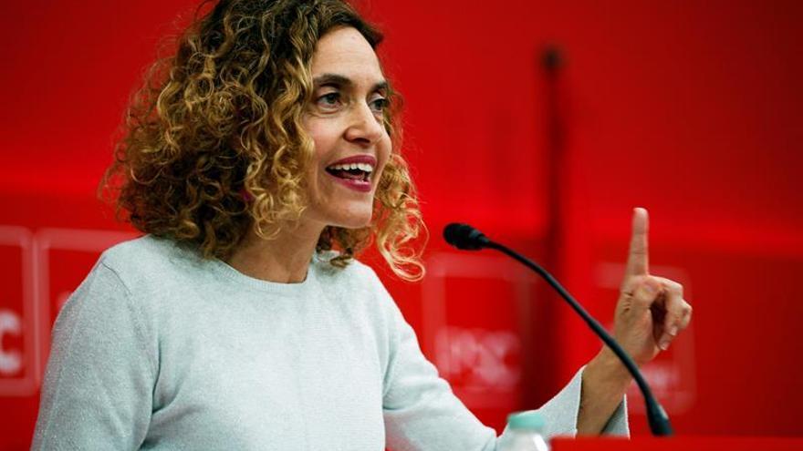 "Batet avisa de la ""encrucijada"" del 28-A entre esperanza o ""extrema derecha"""