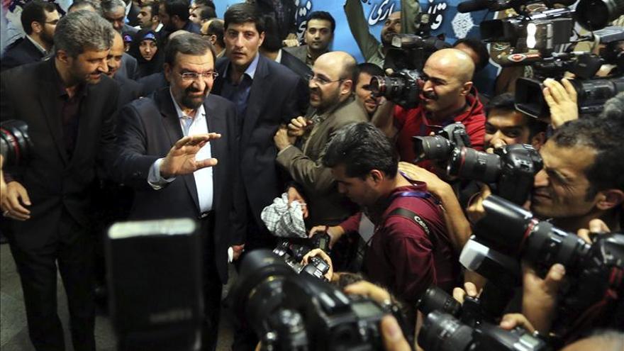 Más de 330 candidatos a presidente en la penúltima jornada de registro en Irán